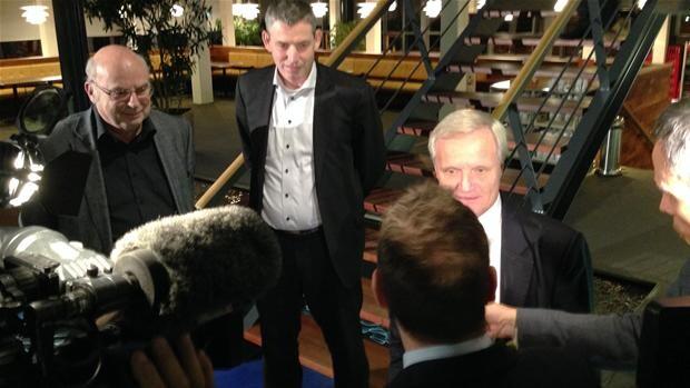 Borgmesterkamp i Allerød er et politisk spil 'chicken' | KV13 | DR