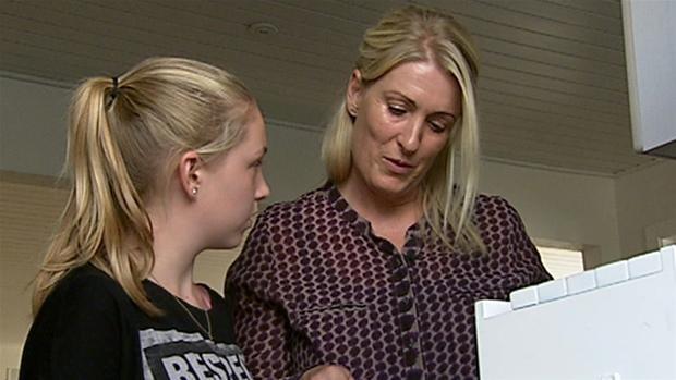 Pernille har glemt fødsel af sin datter efter elektrochok | Indland | DR