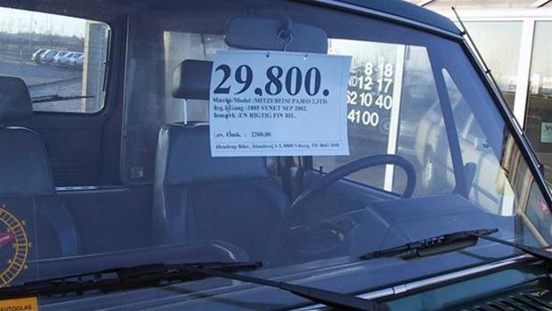 Svindel ved salg af brugte biler | Indland | DR