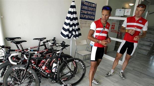Hamburger og Michaelsen: Kender intet til OL-doping | Cykling | DR