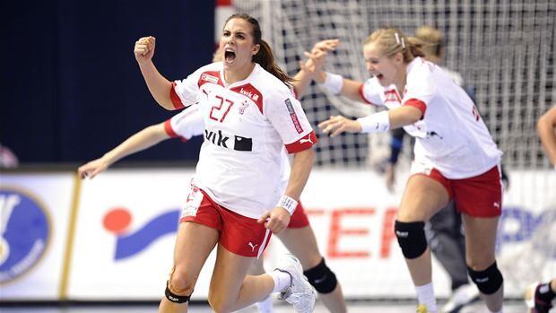 kvinder håndbold vm 2013 Ishøj
