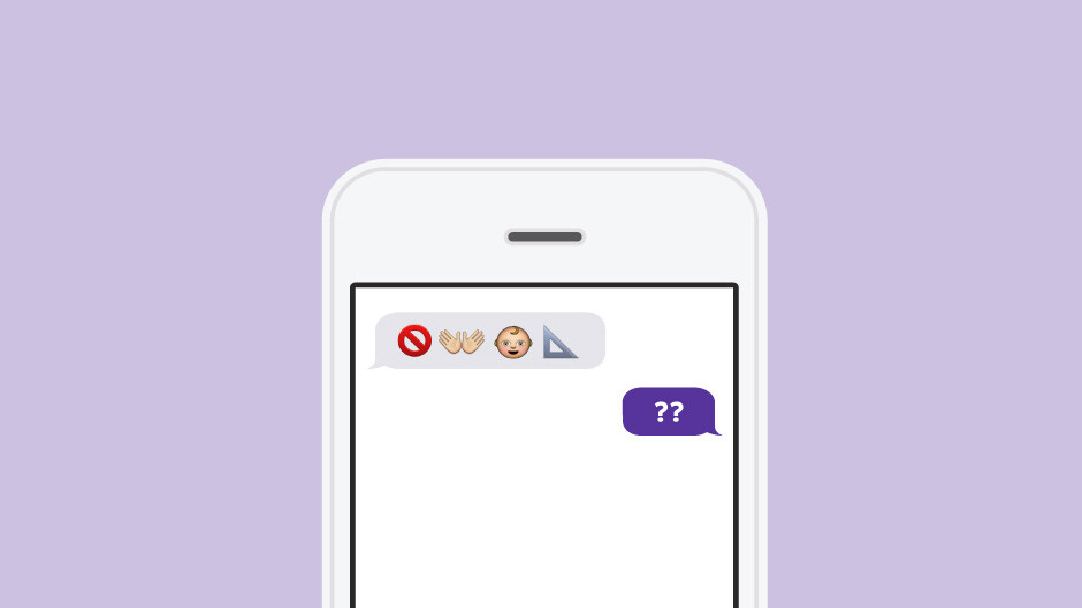 hvad betyder emoji symbolerne parsex