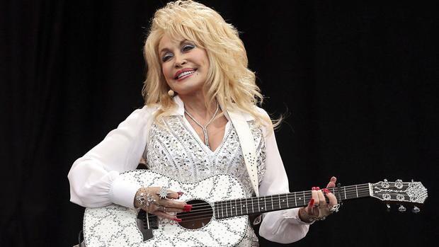 Dolly Parton bryster Tøjhusmuseet København