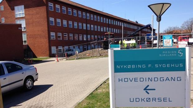 Par Søger Denmark Nykøbing F