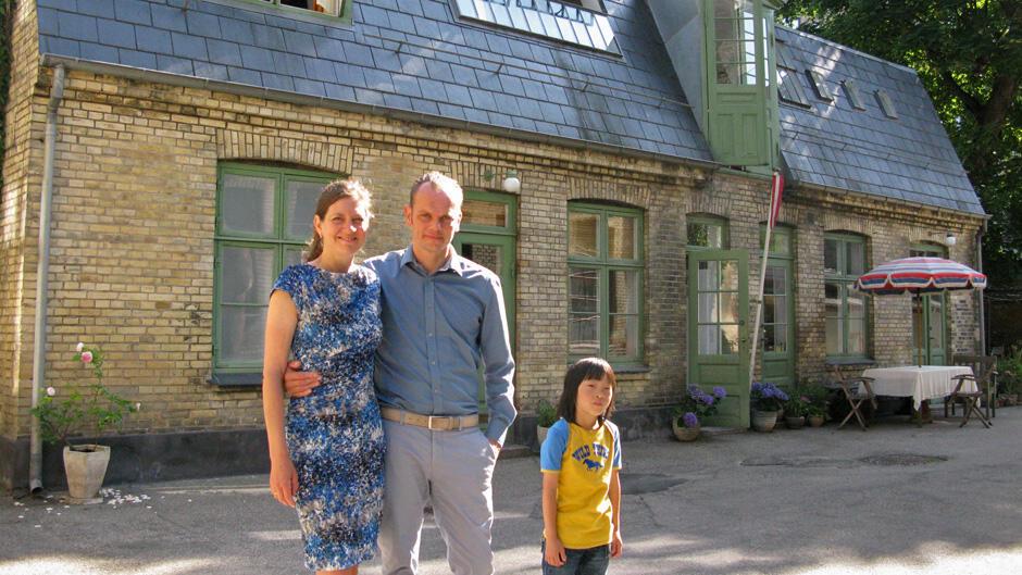 Danmarks skønneste hjem - København (6:10)