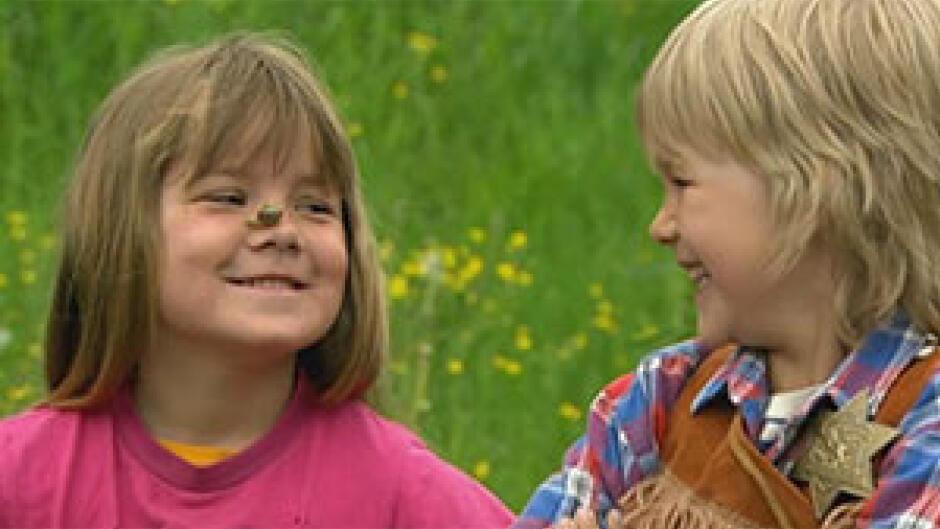 Mikkel og Klara