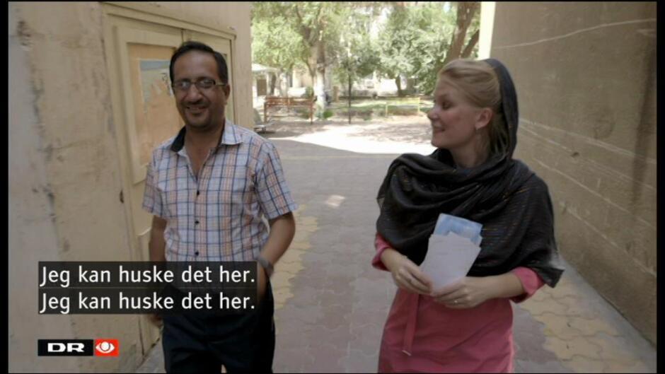 Horisont: Irak - de forældreløses land
