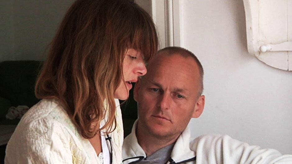 Carsten, konen - og deres kærester