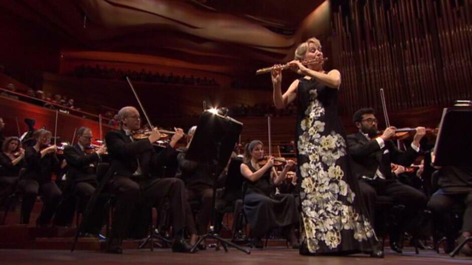 DR K Klassisk: Nielsens fløjtekoncert