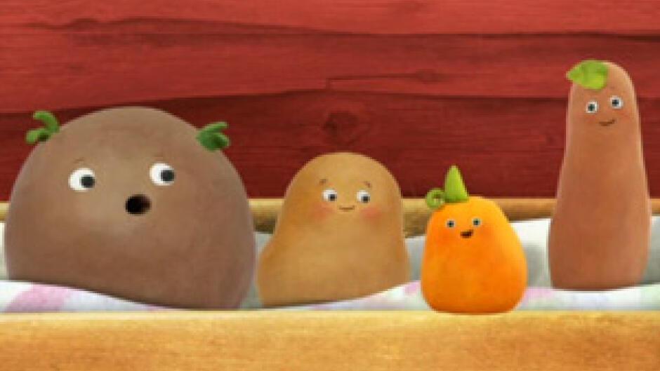 Små kartofler