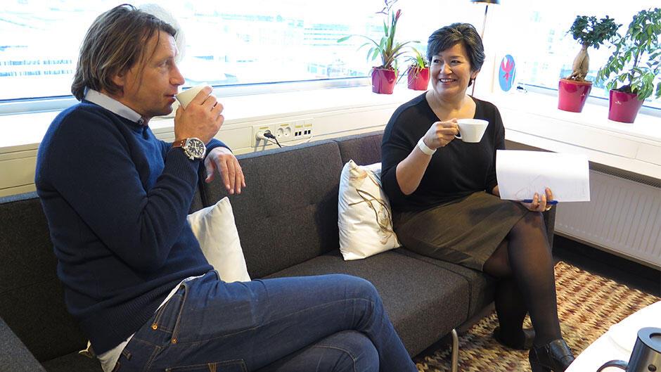 Indefra med Anders Agger - Grønland