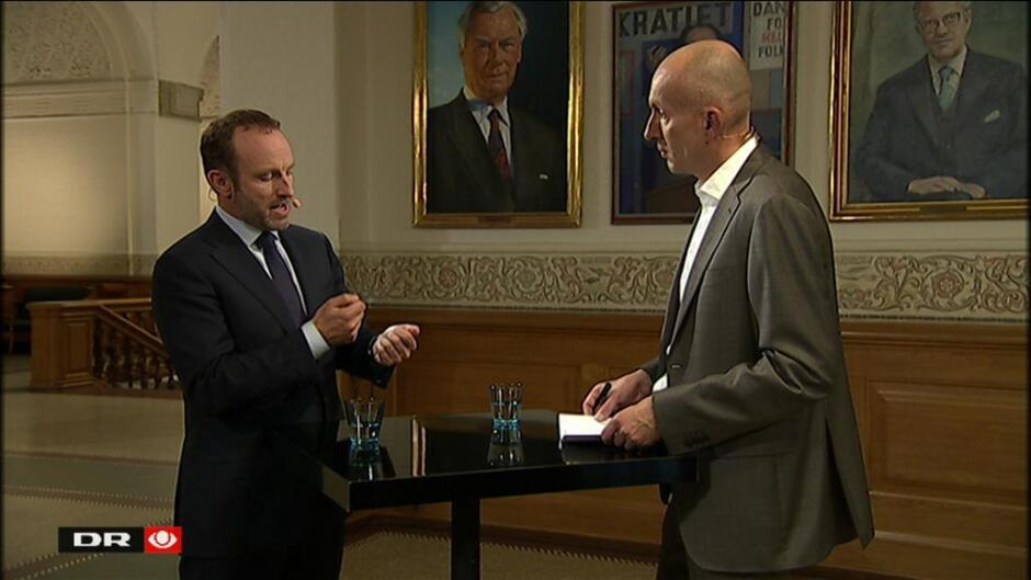 Bag Borgen: Danmark igen i krig