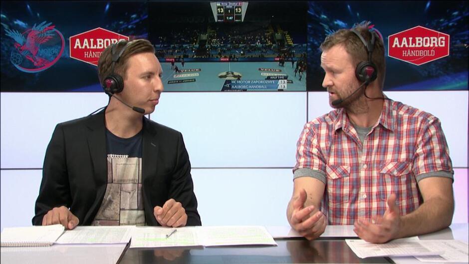 Håndbold: HC Motor Zaporozhye-Aalborg Handball (m), direkte