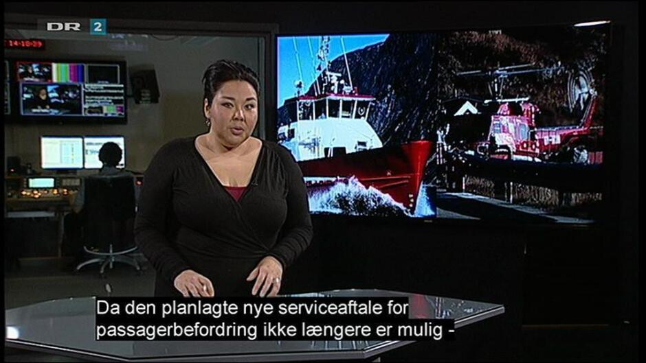 Nyheder fra Grønland