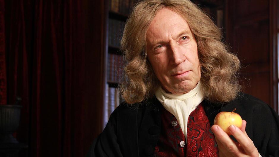 Newton - manden, myten og æblet