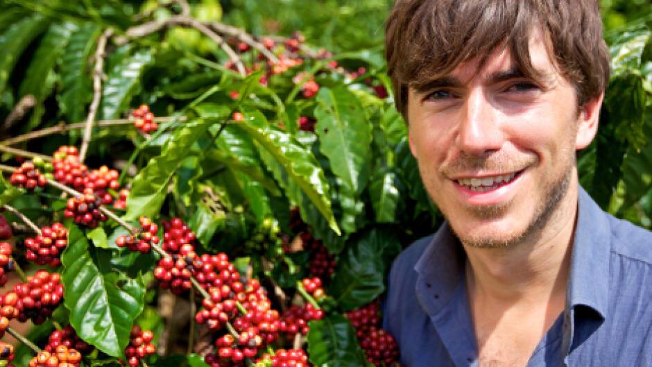 På sporet af kaffen med Simon Reeve