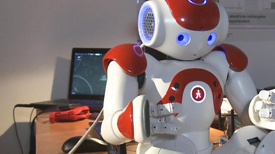 Et liv med robotter