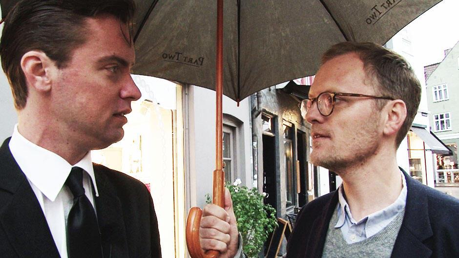 Michael Jeppesen møder... Mads Holger (1:10)