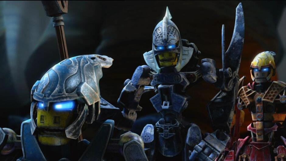 Bionicle 4