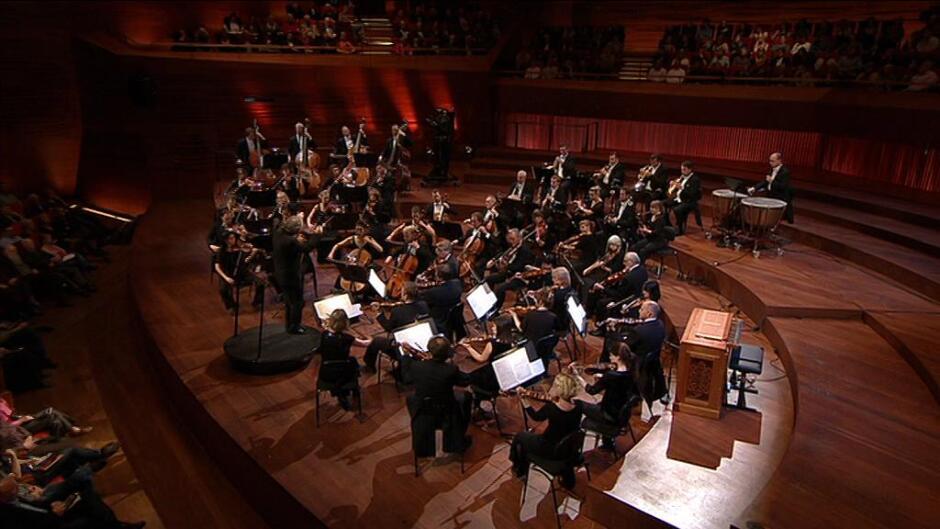 DR K Klassisk: Mozarts symfoni nr. 39