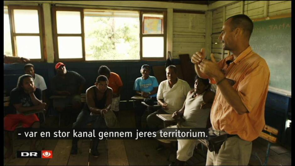 Horisont: Indianere mod Kina