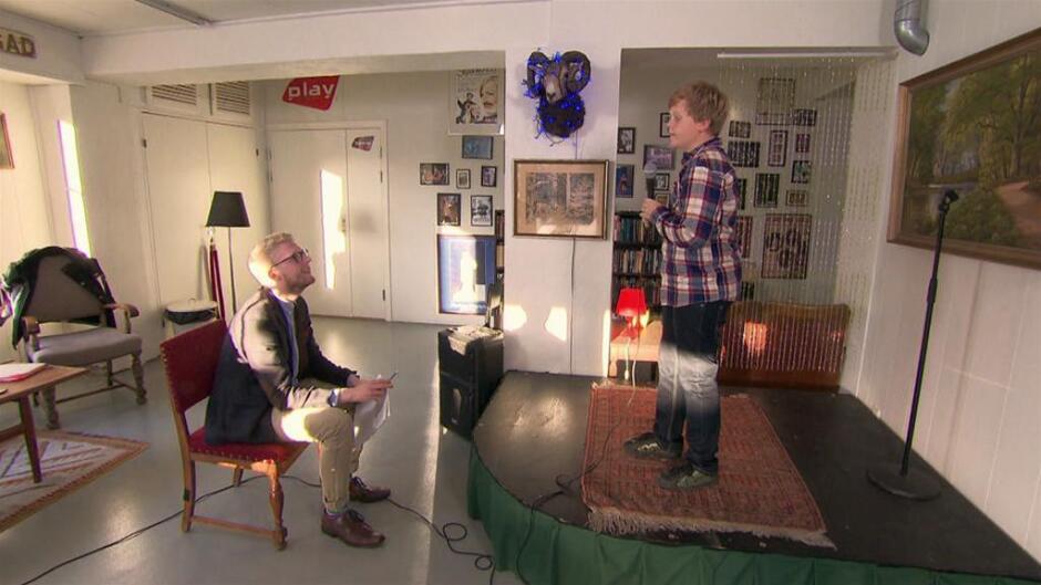 Danmarks sjoveste barn (5:10)