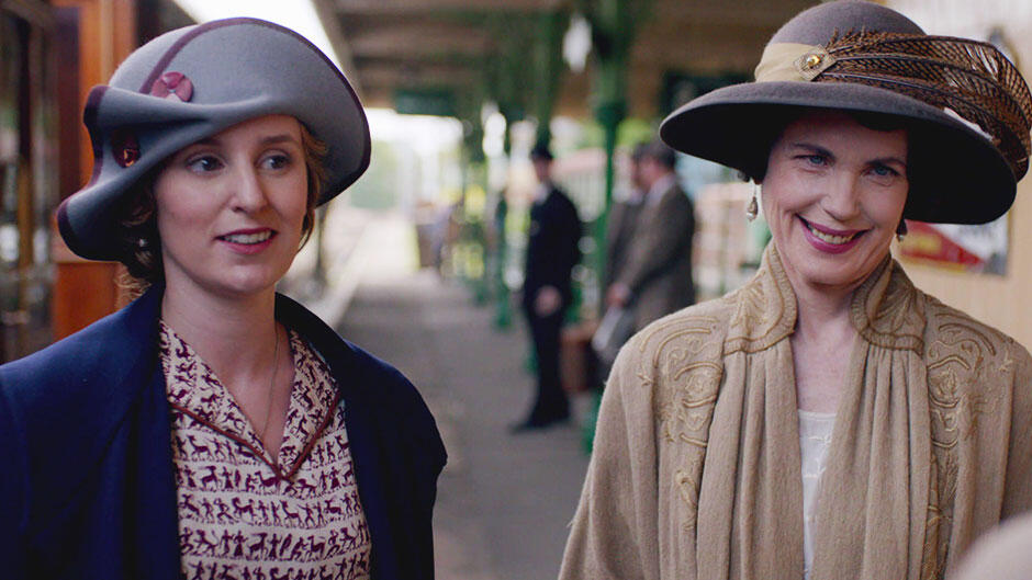 Downton Abbey V (7:10)