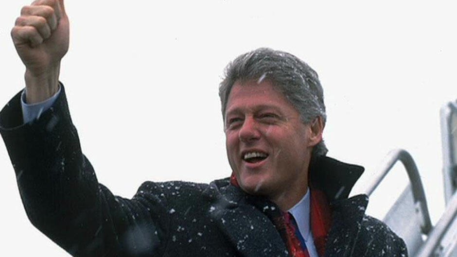 Bill Clinton: Velkommen til Washington (2:4)
