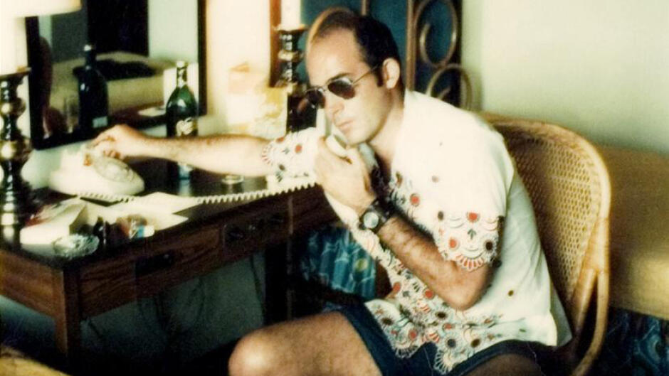 Dokumania: Gonzo - historien om Hunter S. Thompson