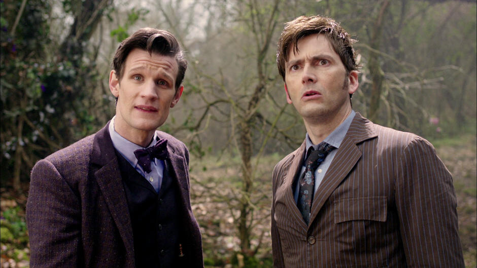Doctor Who: 50th Anniversary Episode