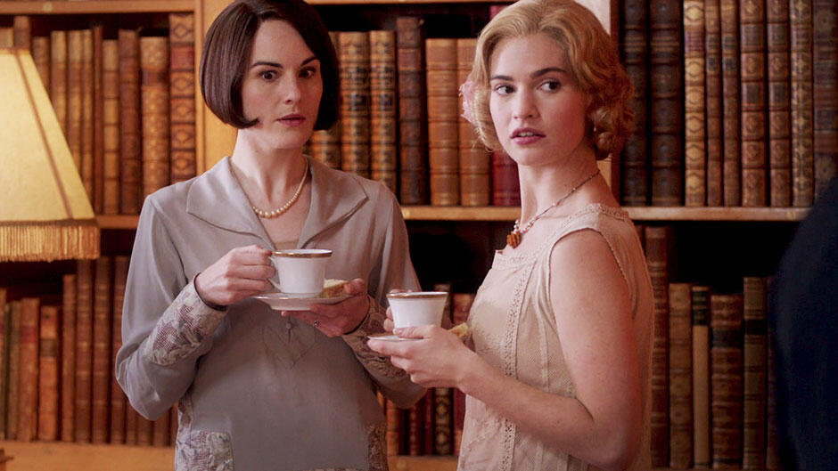 Downton Abbey V (9:10)