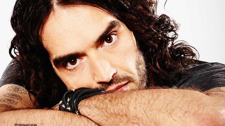 Russell Brand - End the Drugs War