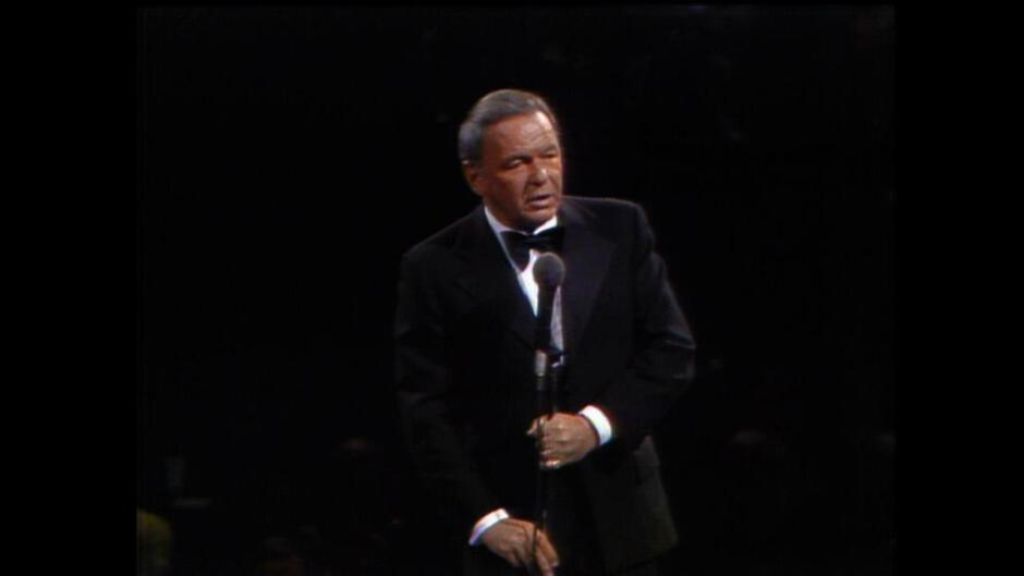 Frank Sinatra - Live From Madison Square Garden