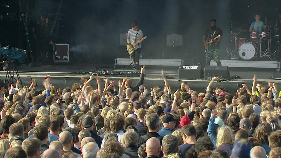 Bloc Party - Live fra Northside