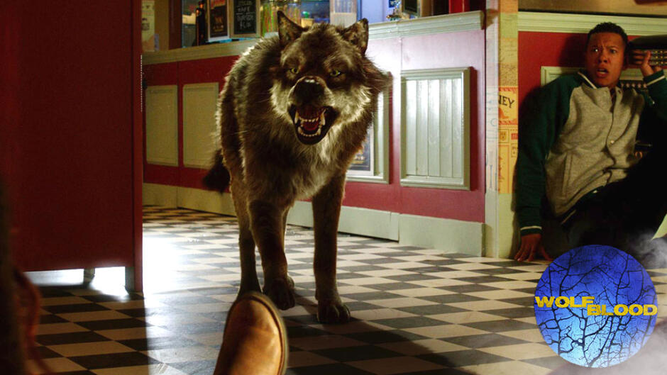 Wolfblood IV (4)
