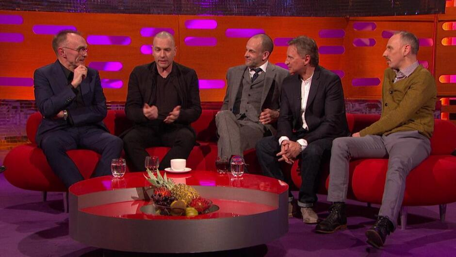 The Graham Norton Show - T2 Trainspotting-special