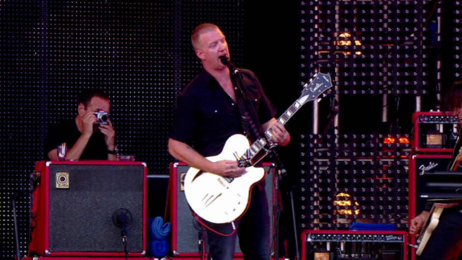 DR3 Roskilde Festival - Queens of the Stone Age