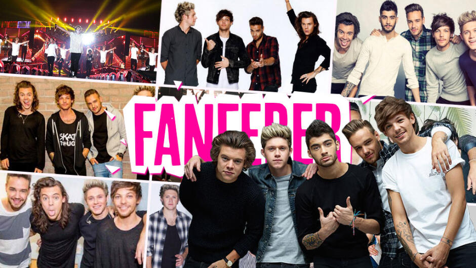 Fanfeber: One Direction