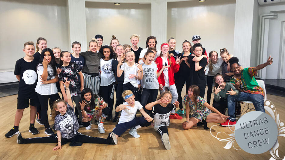 Ultras Dance Crew (1) - Audition dag 1
