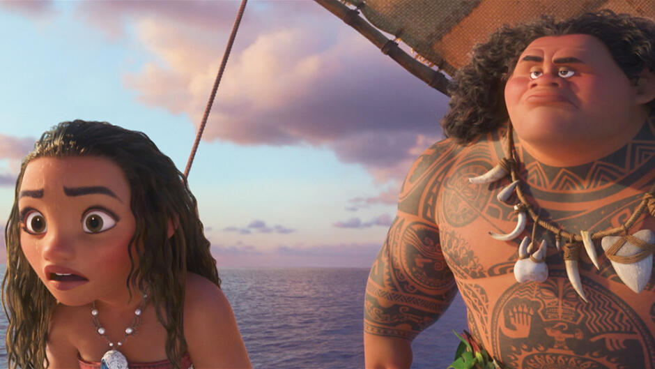 Troldspejlet: Disneys Vaiana - Musical og animation