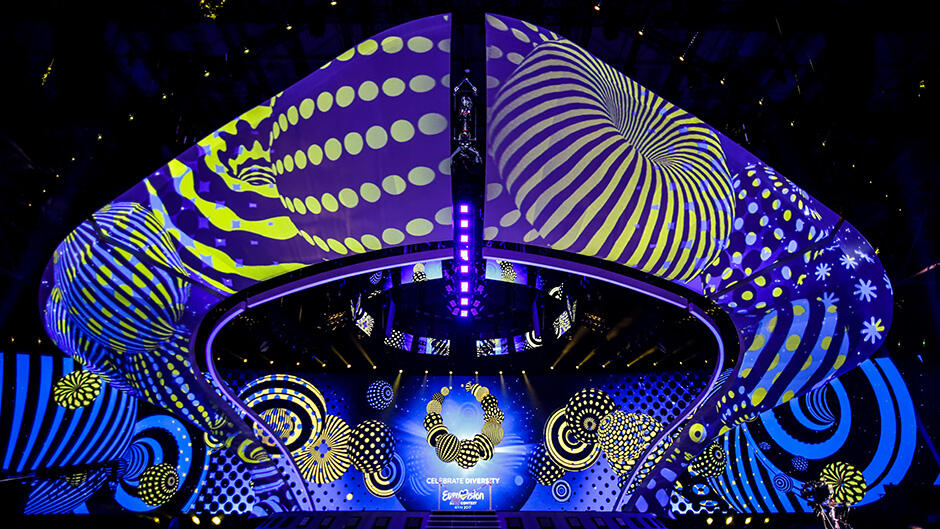Eurovision Song Contest 2017, 1. semifinale