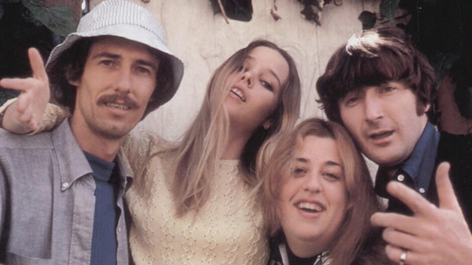 Rocklegender - The Mamas and Papas