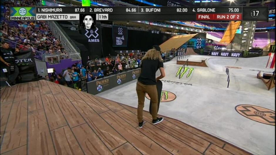 X Games Minneapolis: Skateboard Street finale (k), direkte
