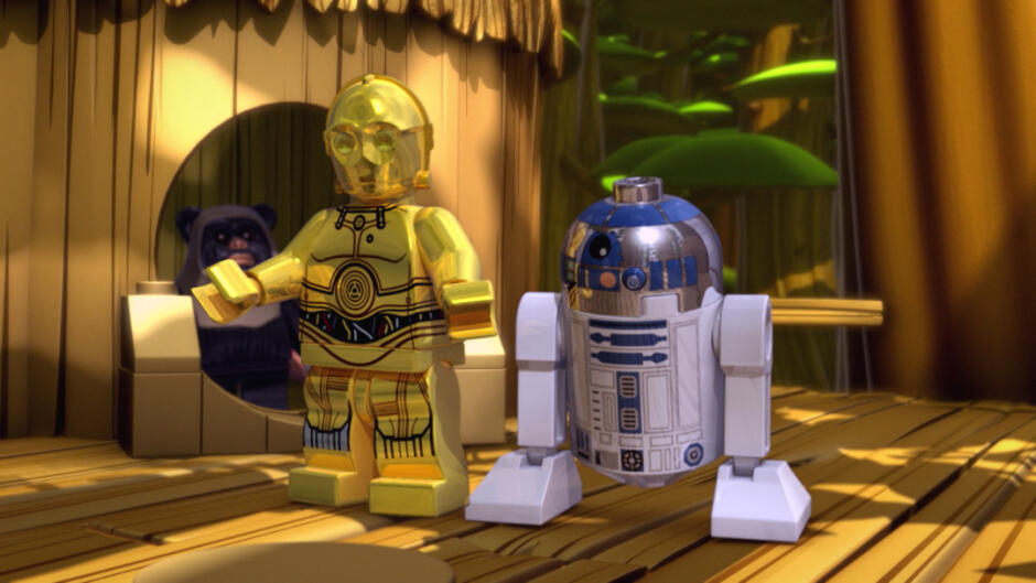 Star Wars: Droid Tales (1)
