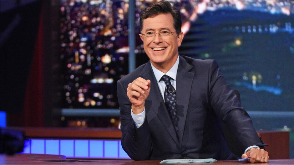 The Late Show med Stephen Colbert