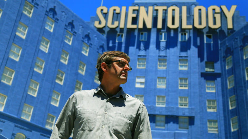 Dokumania: Min film om Scientology