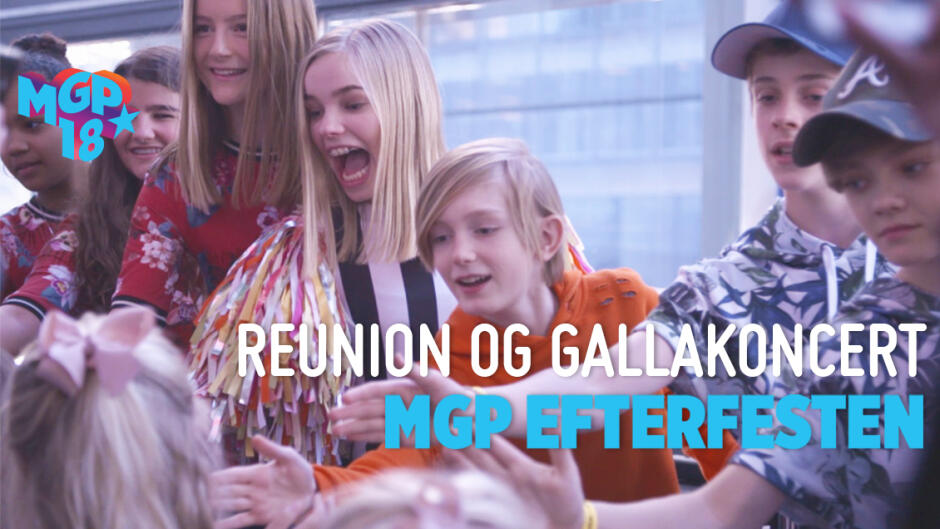 Reunion og gallafest