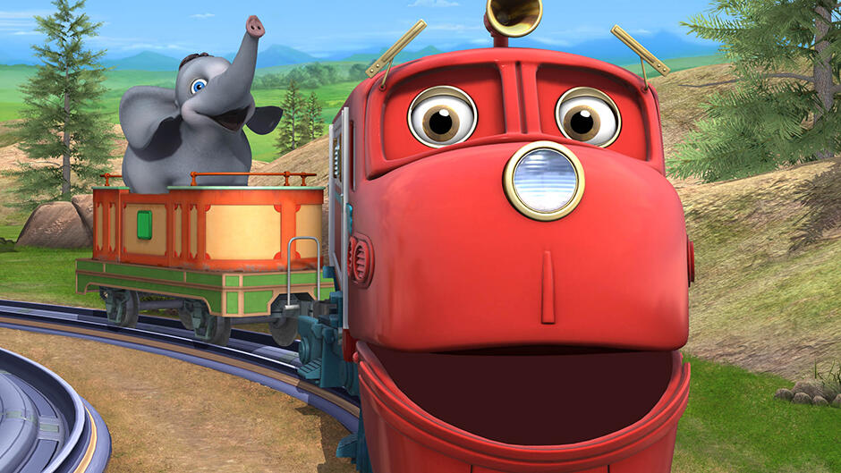 Chuggington (2)