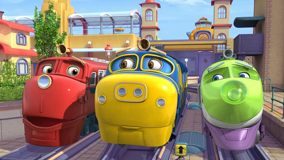Chuggington (3)