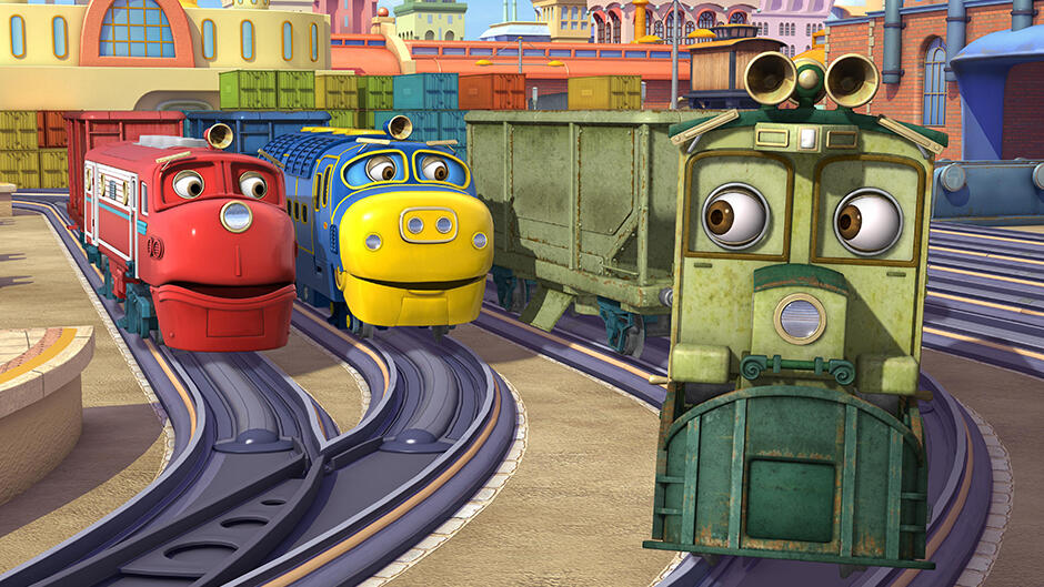 Chuggington (5)